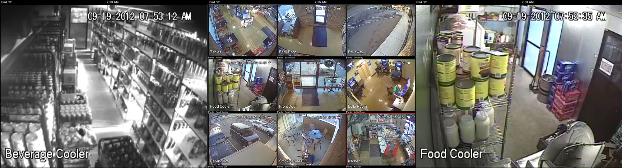 Security & Camera Systems