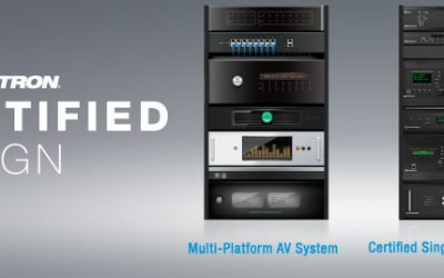 Get your project Crestron Certified
