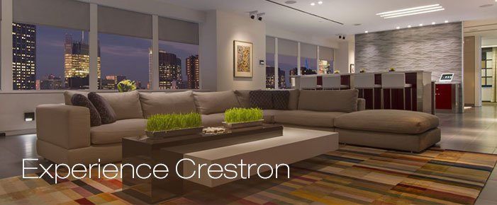 Try before you buy, Crestron Experience Centers