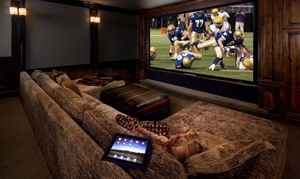 Size Matters in Your Theater Room
