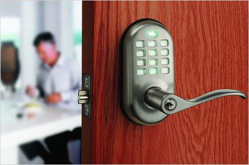 Control Your Door Locks Through Your Crestron System